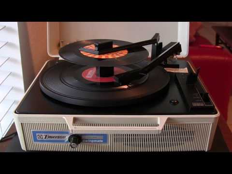 Emerson Swingmate Record Player