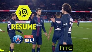 Paris Saint-Germain - Olympique Lyonnais (2-1)  - Résumé - (PARIS - OL) / 2016-17