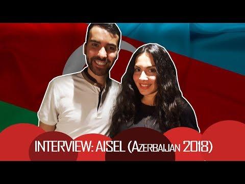 Interview: Aisel (Azerbaijan 2018)
