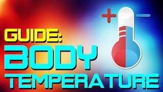 How Body Temperature Works in #DayZ | Cooling Down & Warming Up