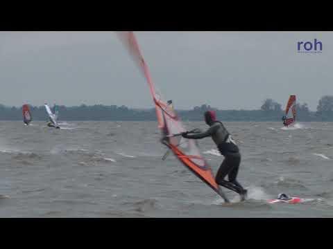 01.05.2018 Kräftiger Wind zum 1. Mai am Dümmer-See