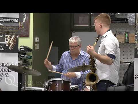 FULL CONCERT: Adam Larson @ Saxquest  June 13, 2017