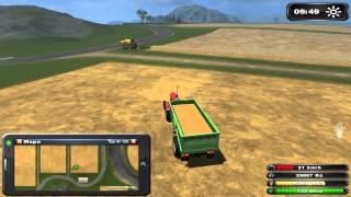 [CZ LP] Traktor Zetor simulátor 2011 ep.1 - Začátky