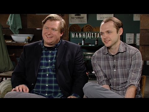 Watch the 'Manhattan' Cast Reveal What They've