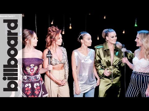 Little Mix on 'Reggaeton Lento' CNCO Remix at iHeartRadio Music Festival 2017