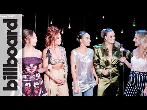 Little Mix on 'Reggaeton Lento' CNCO Remix at iHeartRadio Music Festival 2017