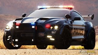 New Barricade Mustang Transformer - Fast Lane Daily