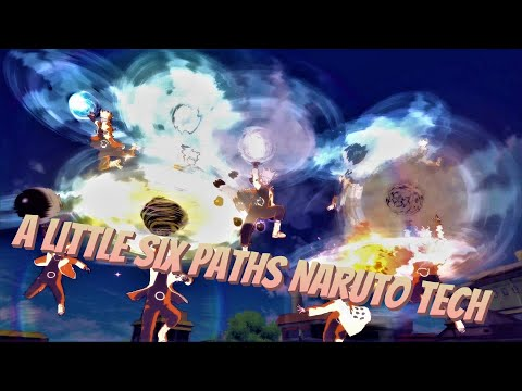 Six Paths Naruto Guide   Naruto Shippuden Ultimate Ninja Storm 4  