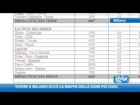 Vivere a Milano: ecco la mappa delle zone più cool