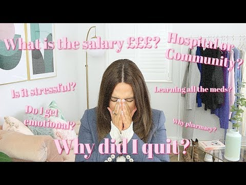 WHY I QUIT MY JOB ... *not clickbait*