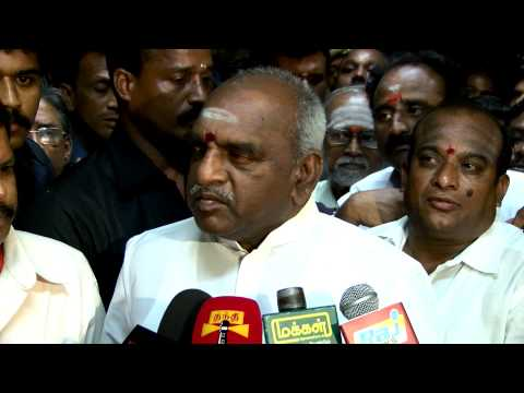 Jayalalithaa Alone Can be the Best Chief Minister For Tamilnadu - BJP Minister Pon Radhakrishnan
