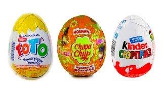 Видео для детей. Монстерй Хай и шоколадные яйца
