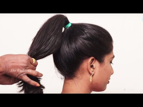 Easy Hairstyles for Long Hair Tutorial 2018
