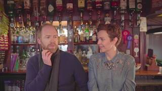 Local Hero Interview - Katrina Bryan (Stella) And Matthew Pidgeon (Gordon)