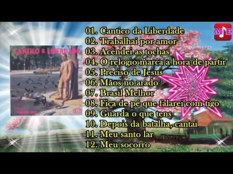 Cântico da Liberdade   Valdomiro Silva   CD Completo