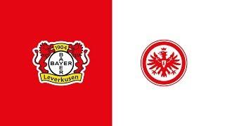 HIGHLIGHTS | Bosz ziet knotsgekke (!) eerste helft bij Leverkusen - Frankfurt