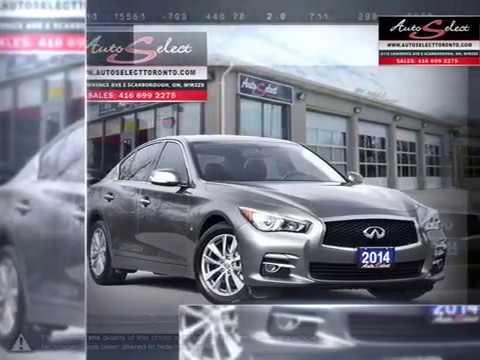 2014 INFINITI Q50 | Auto Select Toronto | JN1BV7ARXEM700563 14Q6G1Z1