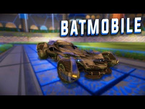Rocket League Car Review: The Batmobile thumbnail