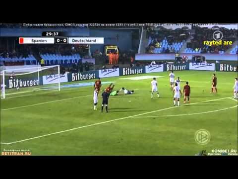 Ron Robert Zieler vs Spain