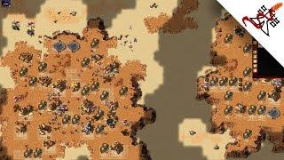 Dune 2000 - 4v4 INTENSE ATTACKS