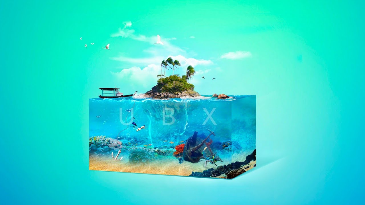 DOWNLOAD U B X – Island (Official music audio) Future bass Mp3 • More Naija song