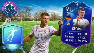 DME SBC TOTT [TONI KROOS] MAIS BARATO COMPLETO - FIFA 19