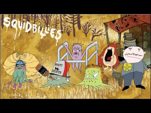 George Jones - Warrior Man (Squidbillies Theme)