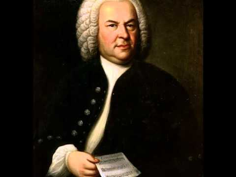 Johann Sebastian Bach - Bouree In E Minor