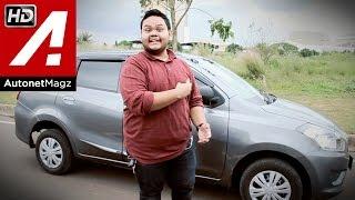 Test Drive Datsun GO+ Panca 2014 Indonesia by AutonetMagz