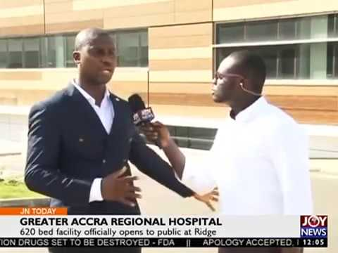 Greater Accra Regional Hospital - Joy News Today (17-5-17)