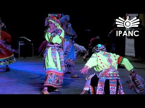 Danzas bolivianas en la Casa de la Cultura Ecuatoriana