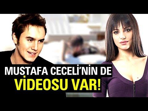 Şimdi de Mustafa Ceceli ile Tuvana Türkay'ın Videosu Çıktı! Video eski eşi Sinem Gedik de…