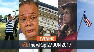Duterte, Marcos, Trump | Evening wRap
