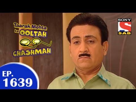 Taarak Mehta Ka Ooltah Chashmah - तारक मेहता - Episode 1639 - 30th March 2015