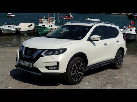 test nissan x trail youtube. Black Bedroom Furniture Sets. Home Design Ideas