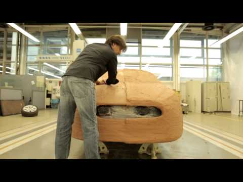 Inside Ford's Clay Modelling Studio
