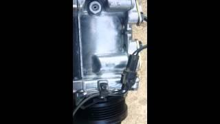 2003 mistubishi lancer AC compressor swap