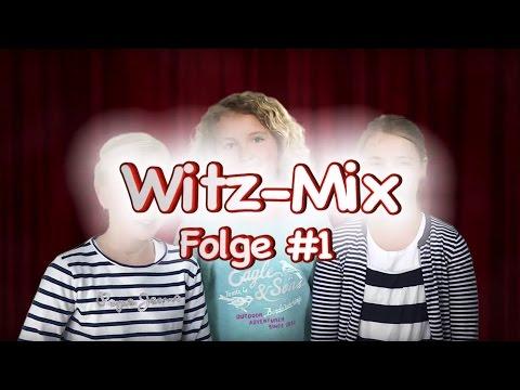 Kinderwitze - Witz-Mix Folge #1
