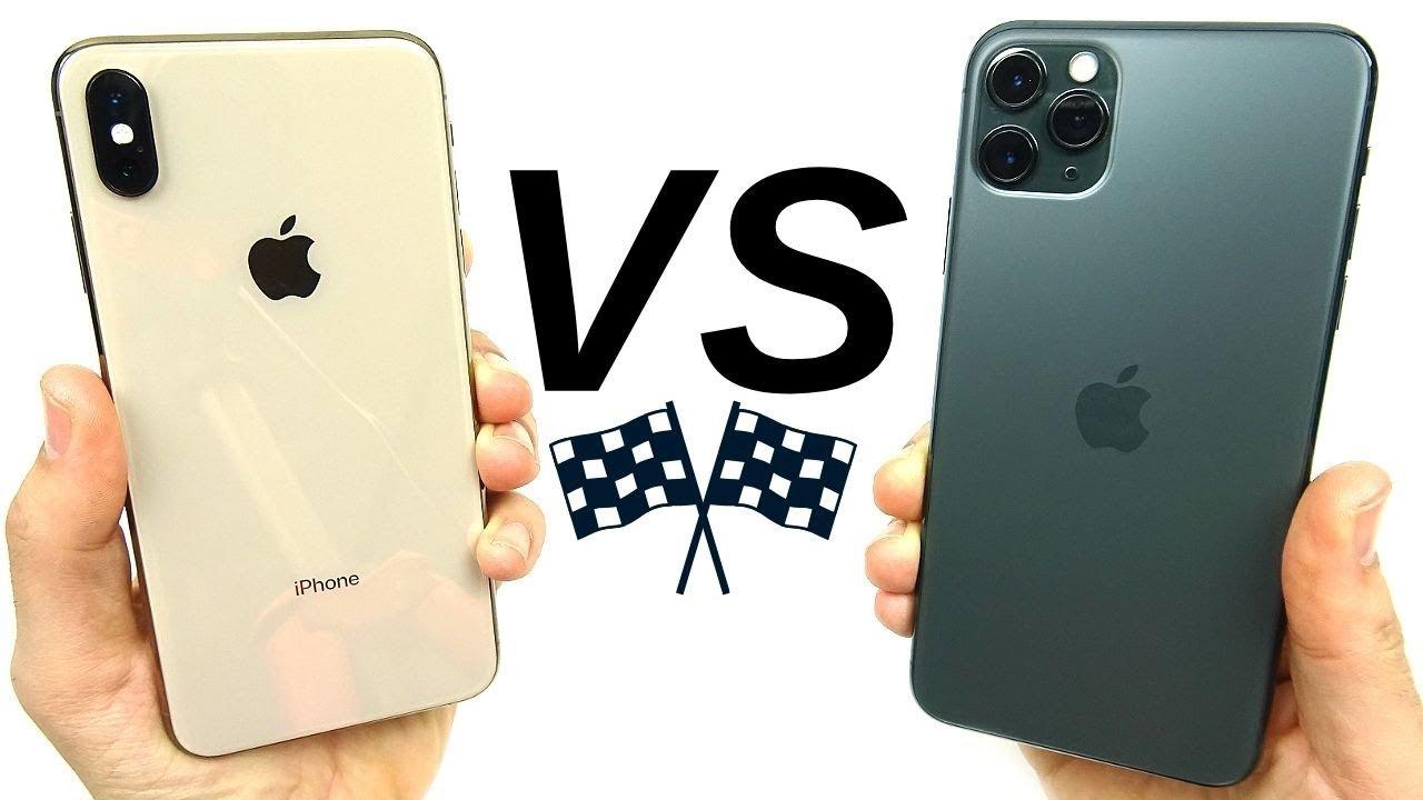 iPhone 13 Pro Max vs XS Max | SPEED TEST