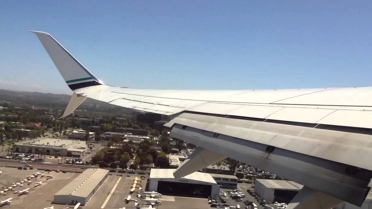 Take off from john wayne airport youtube take off from john wayne airport sciox Images