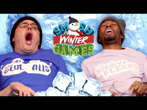NETFLIX AND CHILL Smosh Winter Games