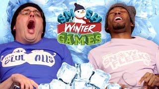 NETFLIX AND CHILL (Smosh Winter Games)