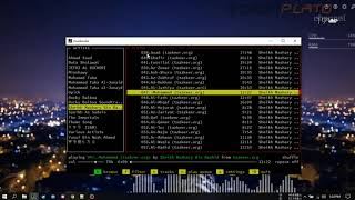 review musikCube - terminal based audio player - firstplato 2019