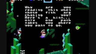 SMW Custom Music - Track 1794 (JUMP (Janked Up Mario Party)(Worldpeace125) On The Moon  )
