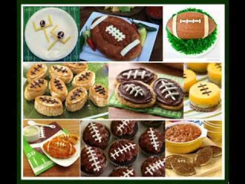 diy super bowl party food decorating ideas - Super Bowl Party Decorations