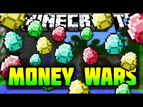 CONSTANTLY ATTACKED! - Minecraft 1.9 MONEY WARS #4