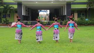 Download Video TARI KREASI JAIPONG ADUH MANIS - EKSKUL SENI TARI SMA N 1 WELERI MP3 3GP MP4