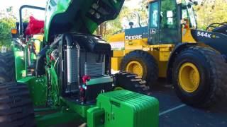 John Deere Talks Clean Diesel