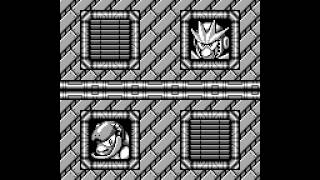 Mega Man 3 (GB) Ye Olde Quicke Playe (MM2012)