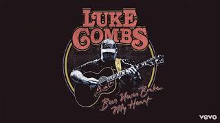 Luke Combs New Song Beer Never Broke My Heart Video